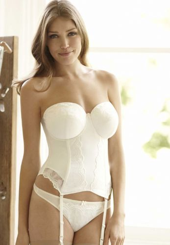 Evie Bridal Basque